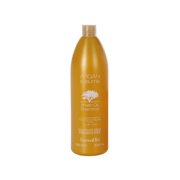 FARMAVITA ARGAN SUBLIME SHAMPOO 1000ML