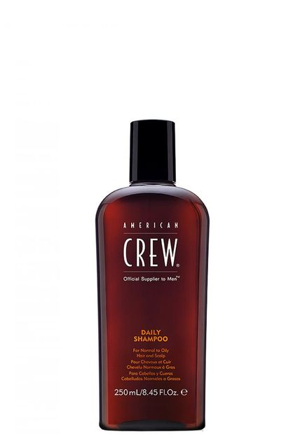 A CREW DAILY SHAMPOO 250 ML
