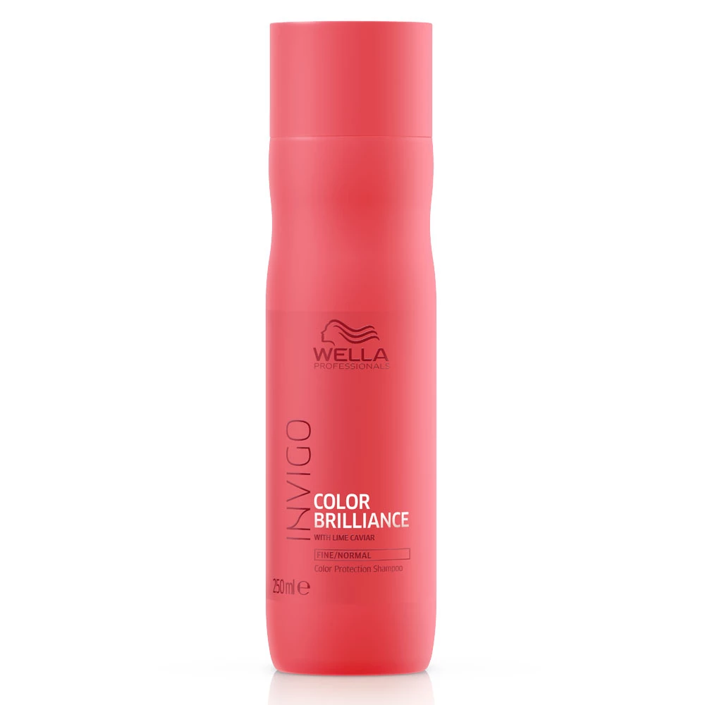 SHAMPOO INVIGO BRILLIANCE WELLA 250ML