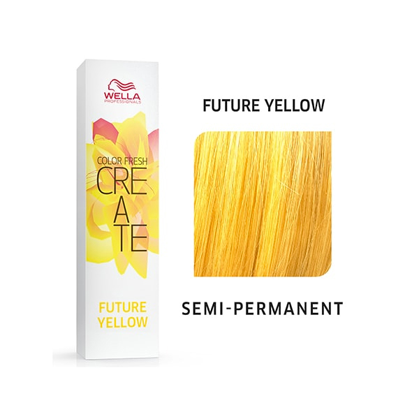 WELLA TINTE COLOR FRESH FUTURE YELLOW 60ML
