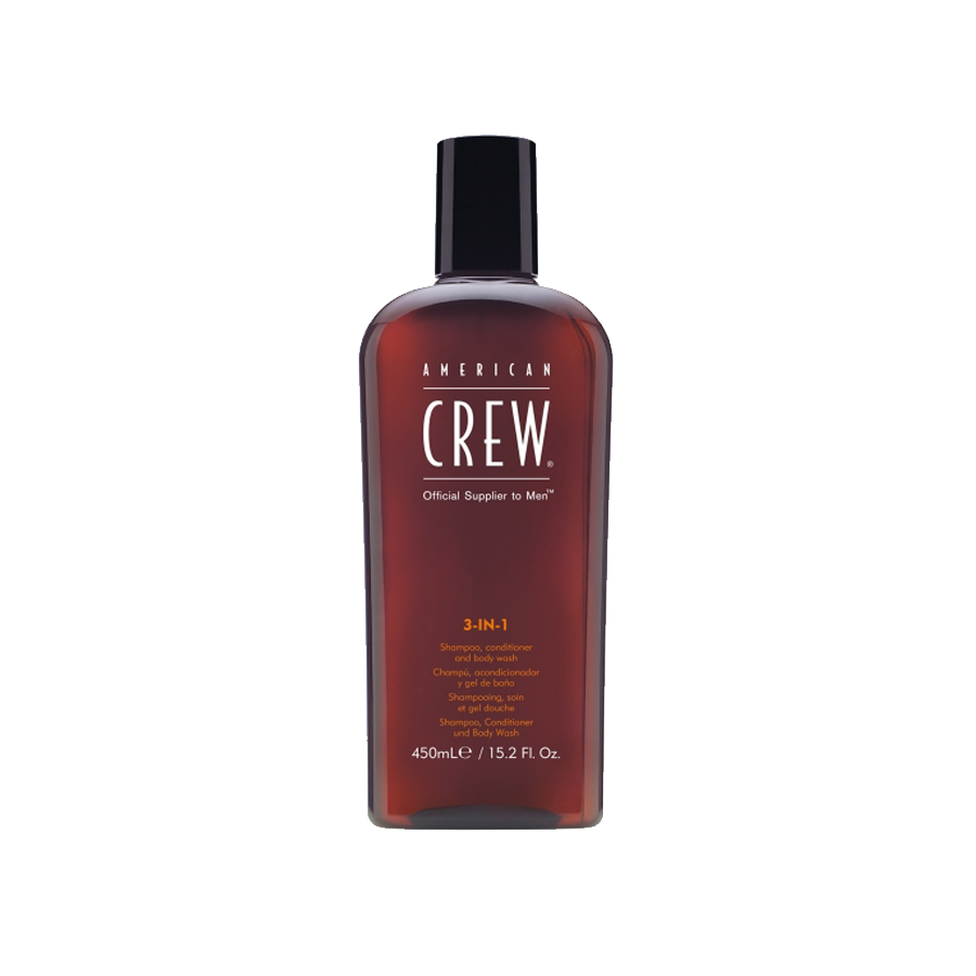 CLASSIC 3 IN 1 - 250 ML AMERICAN CREW
