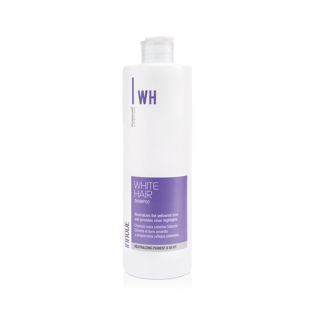 WHITE HAIR SHAMPOO