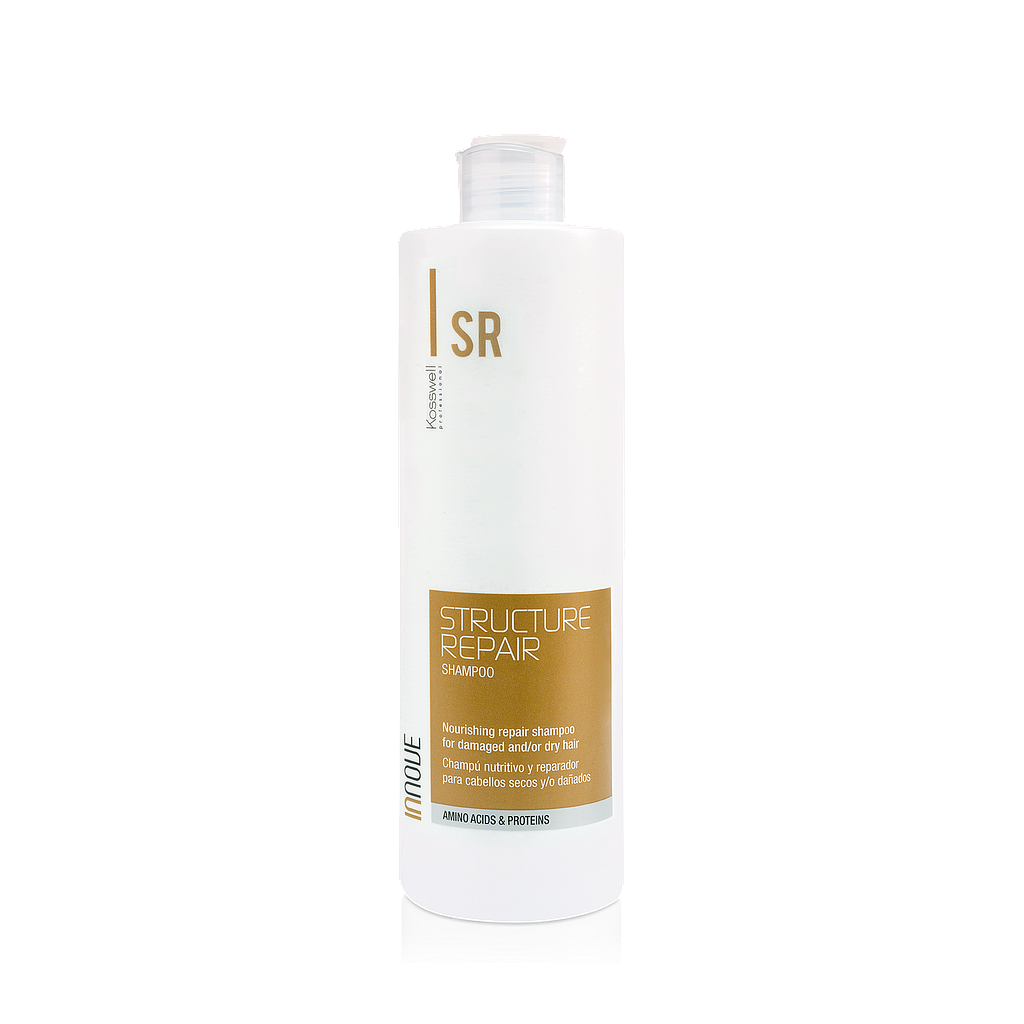 SHAMPOO STRUCTURE REPAIR 500ML KOSSWELL